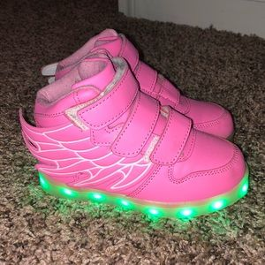 Other - Light Up High tops